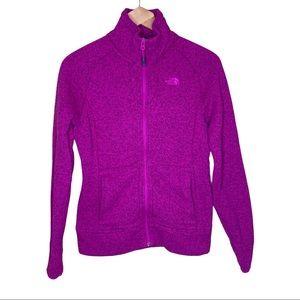 The North Face Full Zip Jacket Size Medium